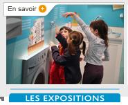 Les expositions Itinérantes proposées par l'ARPE