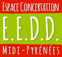 Logo de l'Espace de concertation EEDD